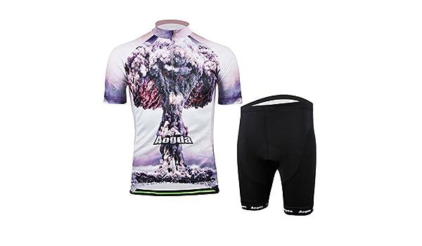 Moppi Ciclismo traje bici bicicleta hombres desgaste camisa ...