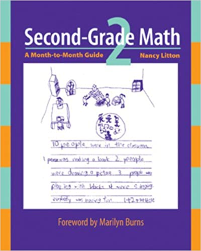 Amazon.com: Second-grade Math: A Month-to-Month Guide ...