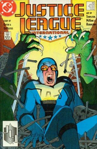(Justice League International #25)
