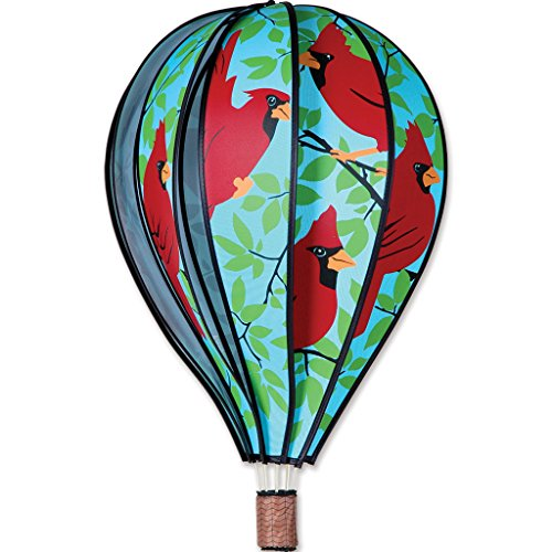 Hot Air Balloon 22 In. - Cardinals