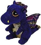 Toys : TY Beanie Boo Plush - Saffire the Dragon 15cm