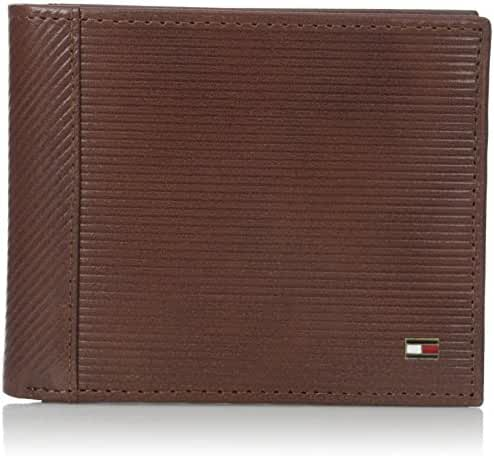 Tommy Hilfiger Men's Pierce Double-Billfold Wallet