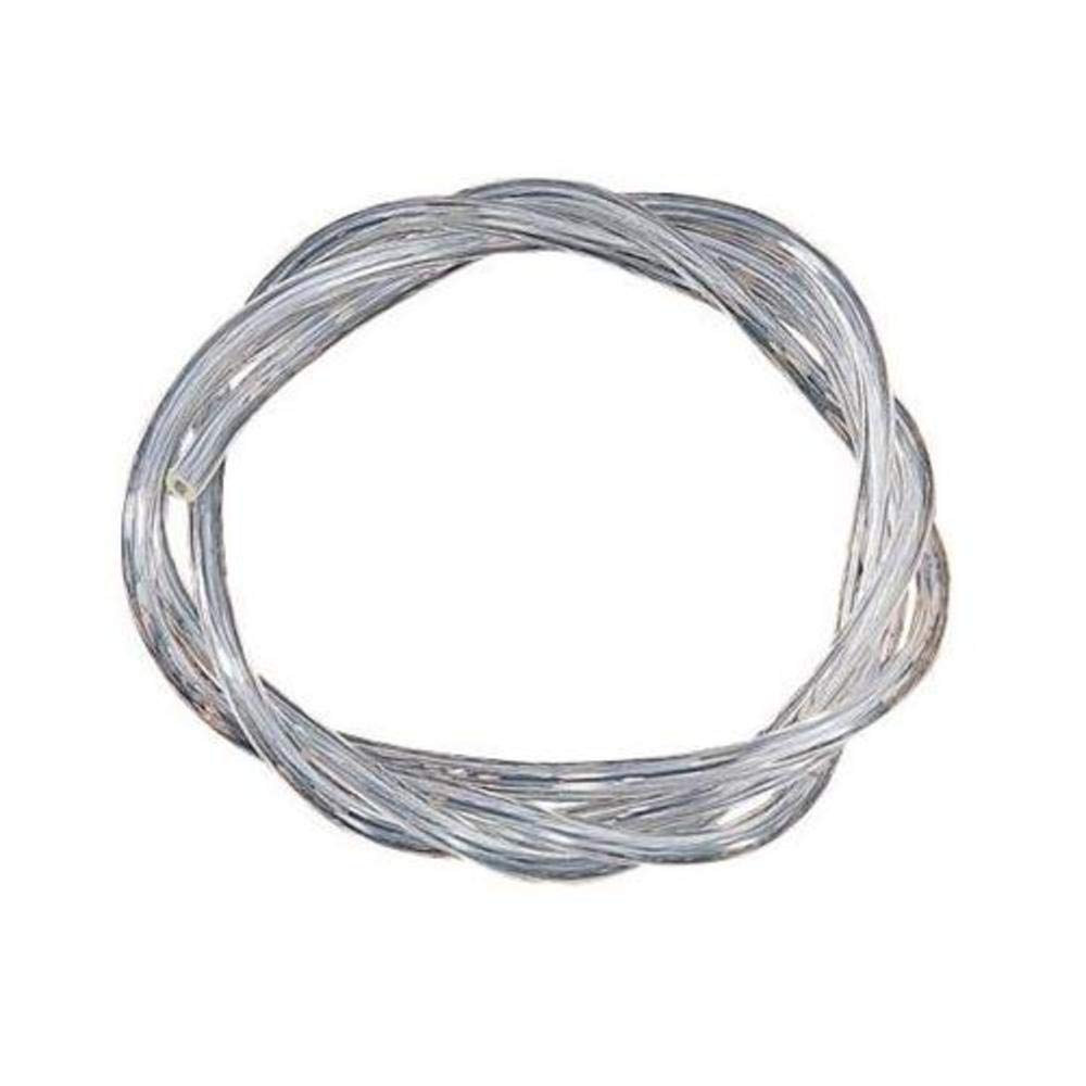 Helix Racing Products Colored Fuel Line - Clear 380-1206 x 1//2in 3ft 3//8in