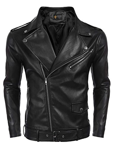 Best Leather Biker Jacket - 5