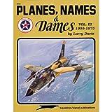 Planes, Names and Dames, Larry Davis, 0897473396
