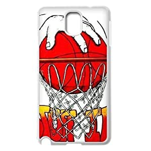 basketball is life Unique Design Cover Case with Hard Shell Protection for Samsung Galaxy Note 3 N9000 Case lxa#287306