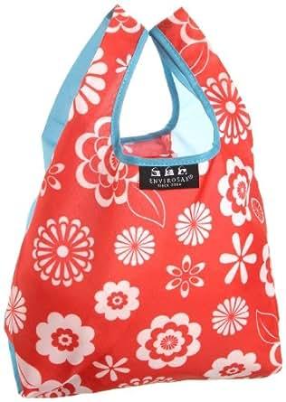 Envirosax Minisax Lunch Bag,Mini Daisy Blue,one size