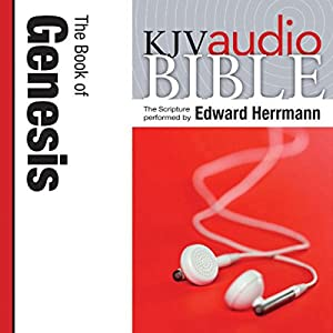 King James Version Audio Bible: The Book of Genesis Audiobook