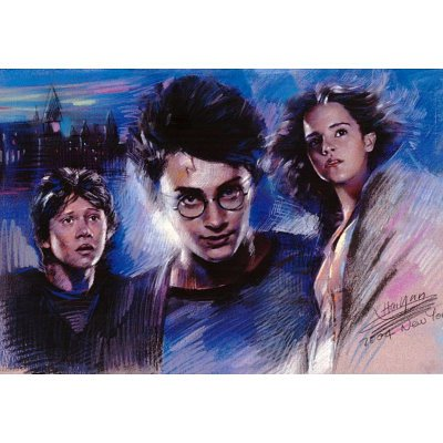 Click for larger image of (11x17) Harry Potter Half-Blood Prince Prisoner Azkaban POSTER