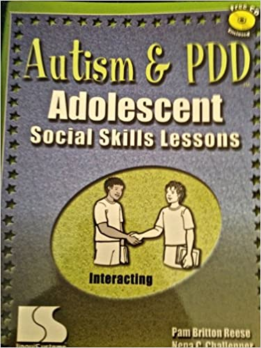 The Lessons Of Autism History >> Autism And Pdd Adolescent Social Skills Lessons Interacting Pam