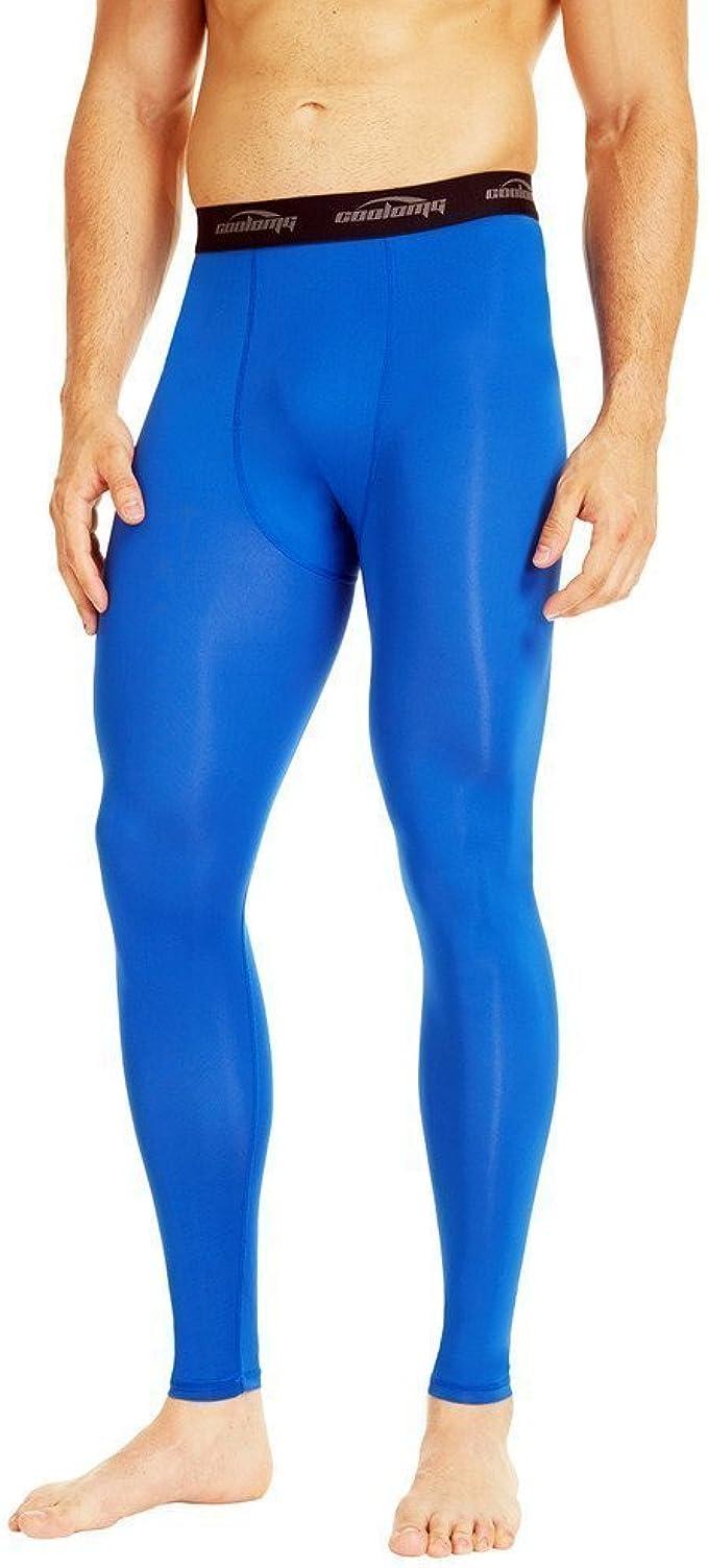 Herren Kompression Hose Leggings Fitness Training Sporthose Leggins Laufhose