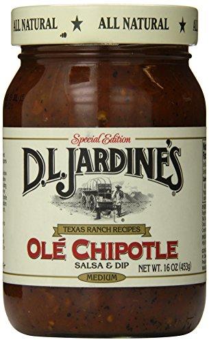D.L. Jardine's Salsa, Ole Chipotle, 16 Ounce
