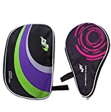 Caleson 2 Table Tennis Racket Cover Set
