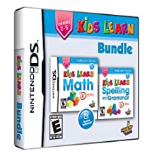 Kids Learn Bundle: Math and Spelling - Grades 2 to 5