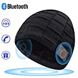 Search : Bluetooth Beanie, Bluetooth Hat, Mens Gifts, Women Mens Beanie Hats with Bluetooth Headphones, Fits for Outdoor Sports, Skiing ,Running, Skating, Walking, Christmas Birthday Gifts for Men Women