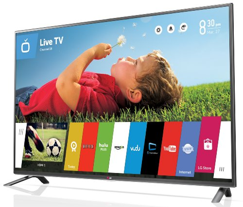 lb6500 series 1080p smart 3d hdtv w/webos