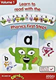(US) Learn To Read With Alphablocks - Phonics First Steps Volume 1 [DVD]