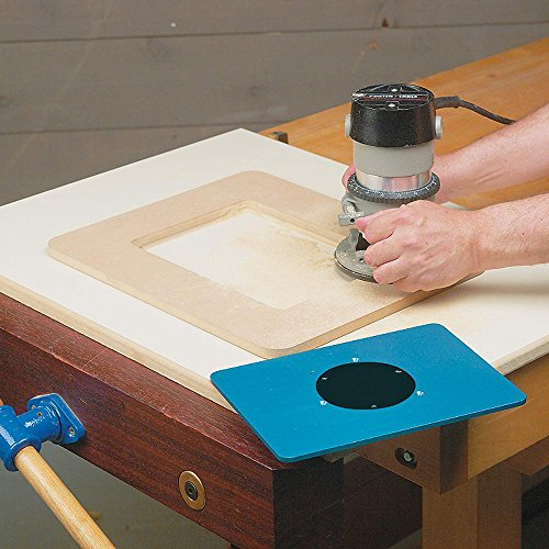 (Rockler Router Plate Template)