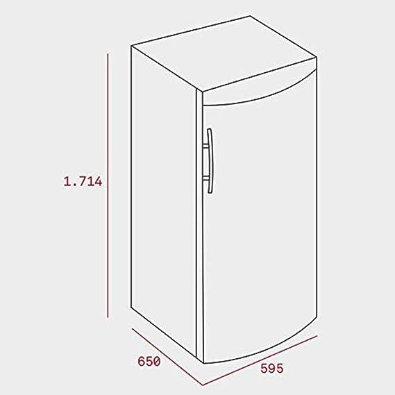 Teka TGF3 270 NF - Congelador Vertical Tgf3270Nf No Frost: 512.29 ...