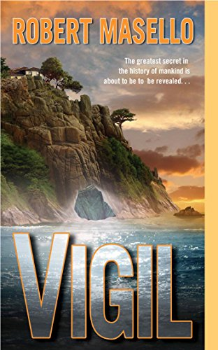 book cover of Vigil