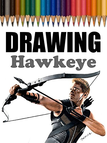 Clip: Drawing Hawkeye