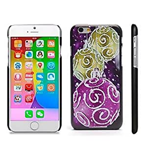 LCJ Stylish Patterned Hard Plastic Snap On Case for iPhone 6 Plus by ruishername