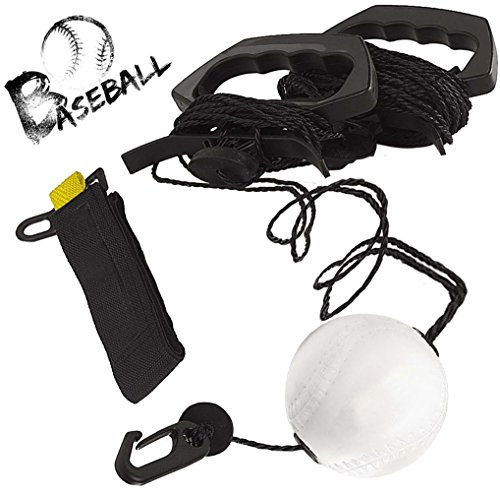 TZOE Baseball Trainer Swing Trainer for Baseball and Softball (Softball Swing)