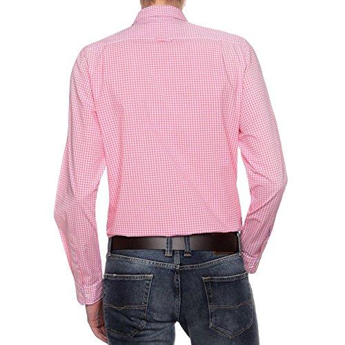 Gant Herren Freizeit-Hemd rot rot