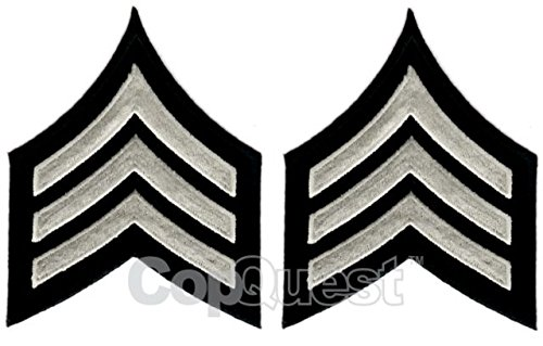 Uniform Chevrons - LAPD - Pair - Sergeant ()