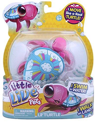 Little Live Pets - Lil' Turtle Series 3 - Sunshine (P)