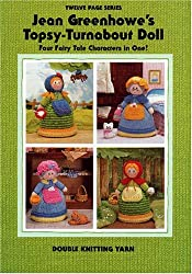 Jean Greenhowe's topsy-turnabout doll: Four fairy tale characters in one!