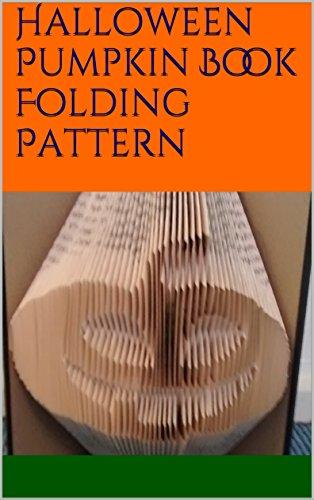 Halloween Pumpkin Book Folding Pattern]()