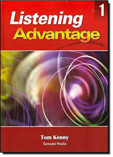 Listening Advantage 1 Student Book with Self-Study Audio CD