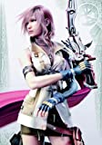 Final Fantasy Card Sleeve Lightning by Hobby Japan