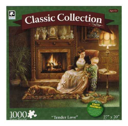 Tender Love 1000 Piece Jigsaw Puzzle- By Dona Gelsinger by Karmin International