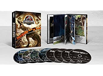 Jurassic Park 25th Anniversary Collection [Blu-ray]