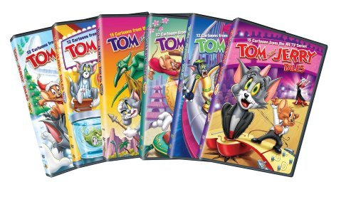 Tom and Jerry Tales:V1-6