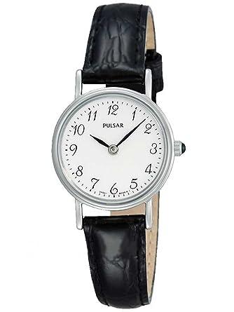 Amazon.com: Pulsar relojes mujer elegante Classic reloj de ...