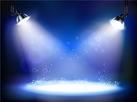 A.Monamour 2X1.5M Vinilo Tela Bokeh Luz Proyector Interior ...