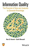 img - for Information Quality: The Potential of Data and Analytics to Generate Knowledge book / textbook / text book