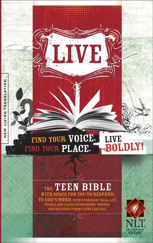 Live: Holy Bible- New Living Translation