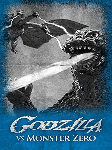 - Godzilla vs Monster Zero