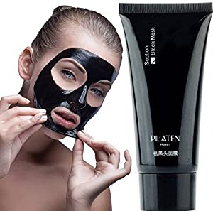Blackhead Remover Mask [Removes Blackheads] - Premium Quality Pore Removal Peel off Strip Mask For Face Nose Acne Treatment - Best Mud Facial Mask