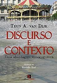 Discurso e contexto: Uma abordagem sociocognitiva