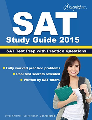 2015 Team Rock - SAT Study Guide 2015: SAT Prep and Practice Questions