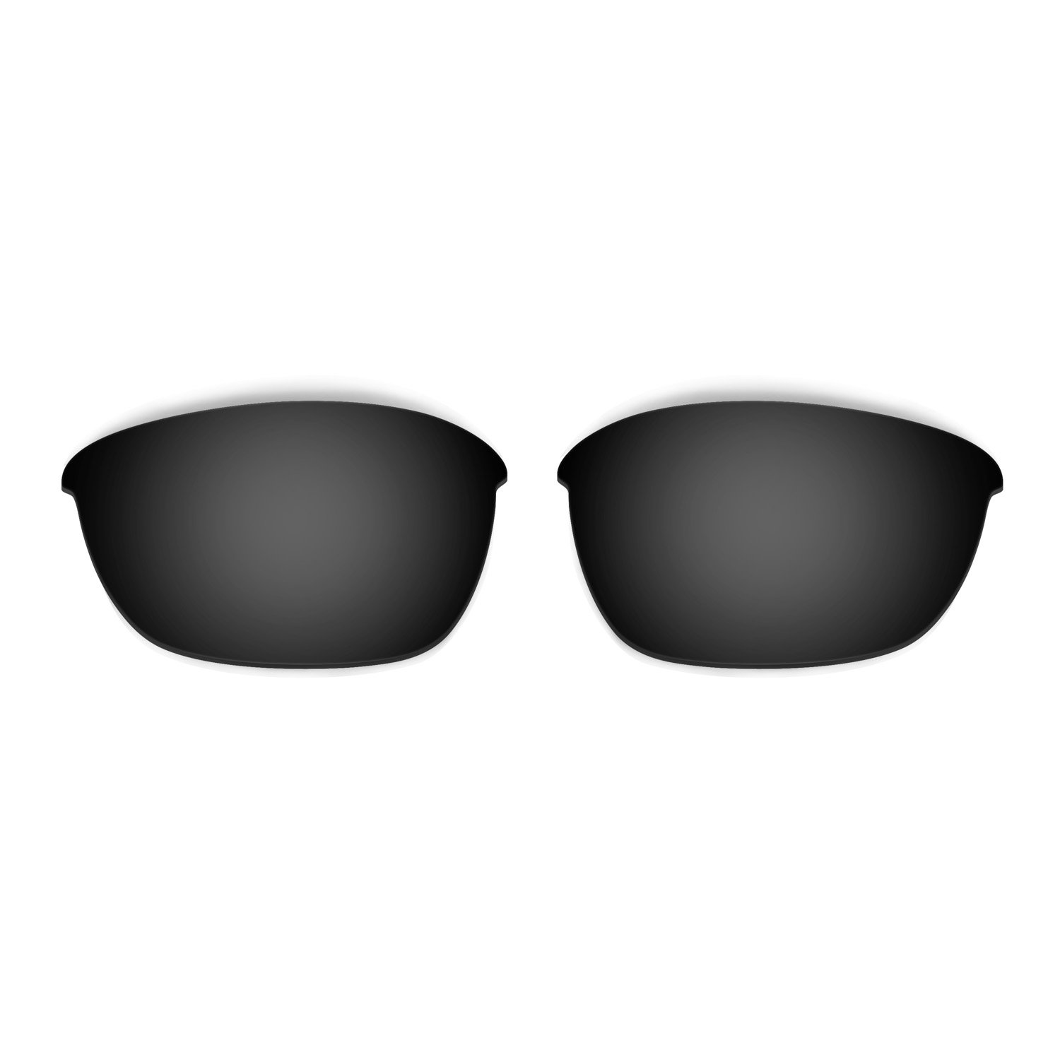 HKUCO Plus Mens Replacement Lenses For Oakley Half Jacket 2.0 XL - 2 pair Combo Pack
