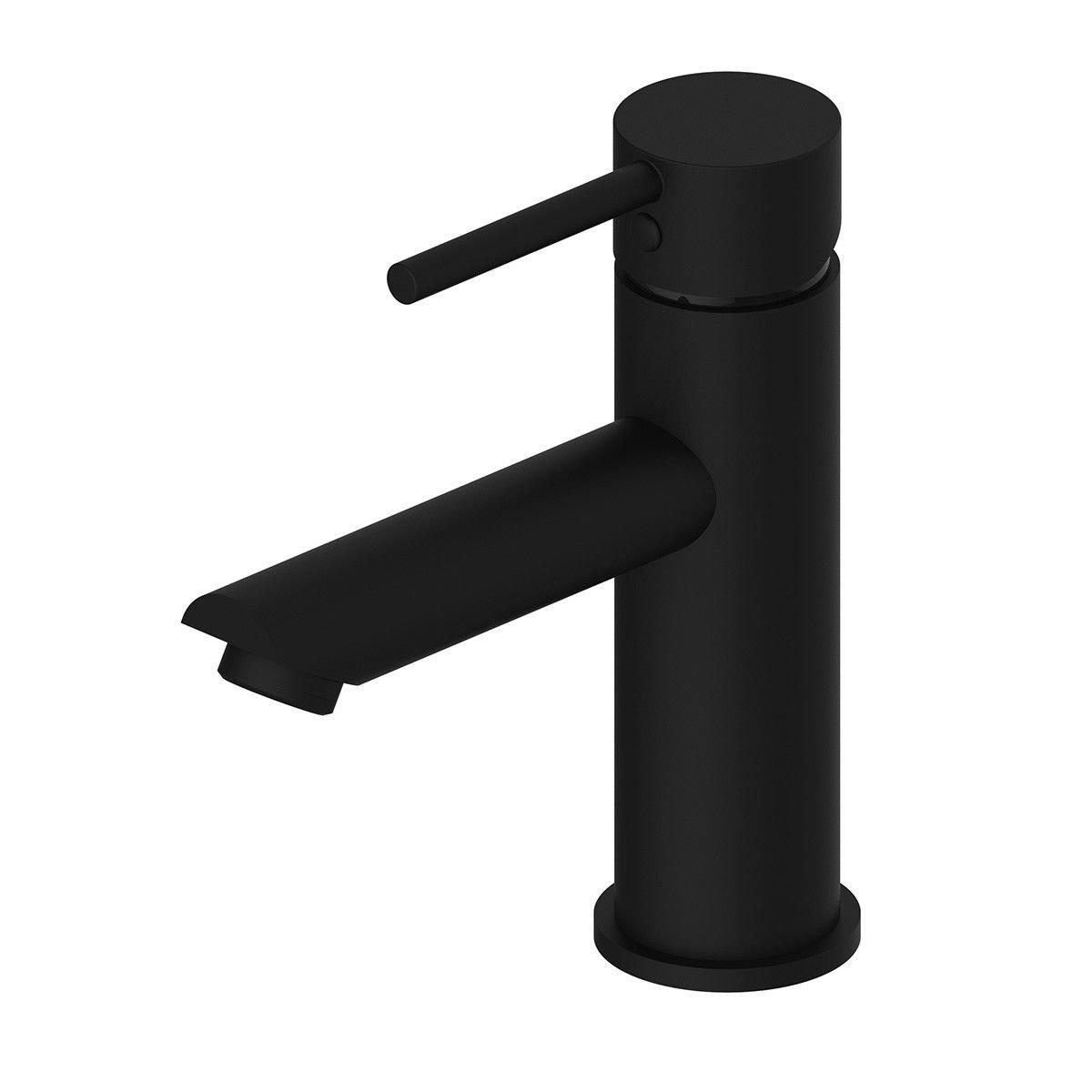 TRUSTMI M/élangeur en laiton pour lavabo Robinet pour lavabo de lavabo or bross/é 1 poign/ée