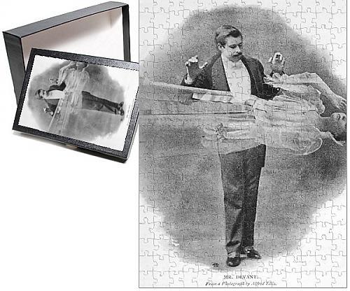 Photo Jigsaw Puzzle Of David Devant