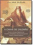 capa de A Chave de Salomão