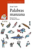 Palabras Manzana, Jorge Luján, 8466724745